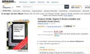 Wie als E-Book-Autor Geld verdienen.