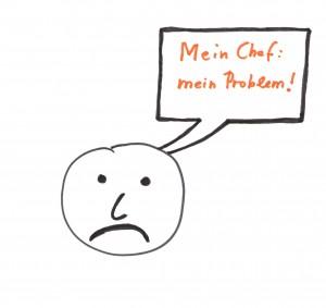 Problemfall Chef: Wie Sie Konflikte mit Ihrem Vorgesetzten lösen!